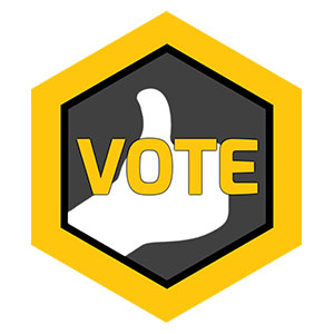 hexagons-vote  smartcash
