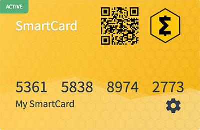 SmartCard-Example  smartcash