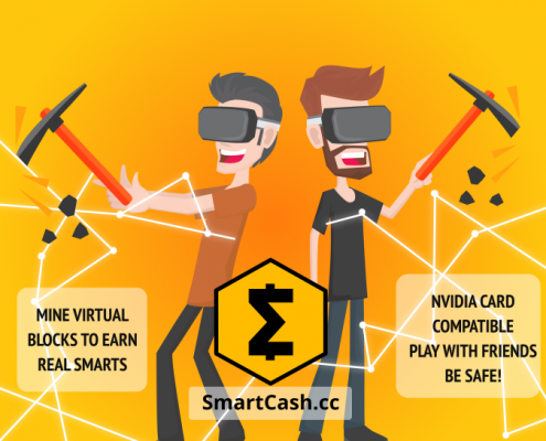 Virtual Reality Mining April 1st Joke