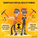Virtual Reality Mining April 1st Joke