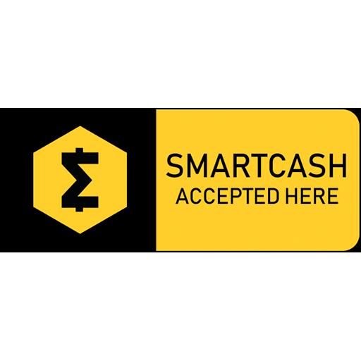 accepted  smartcash