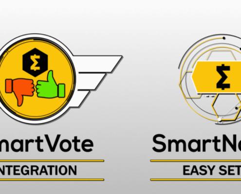 SmartVote and SmartNodes