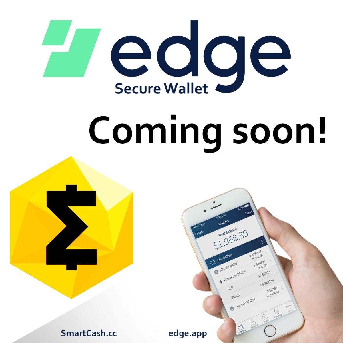 Edge Secure Wallet