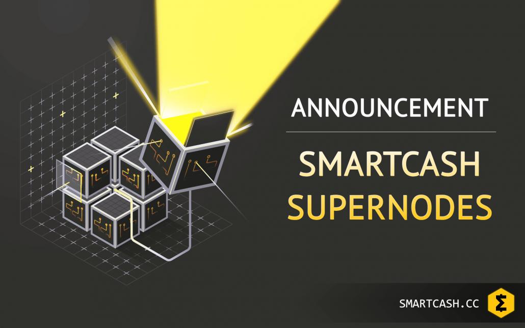 SmartCash SuperNodes